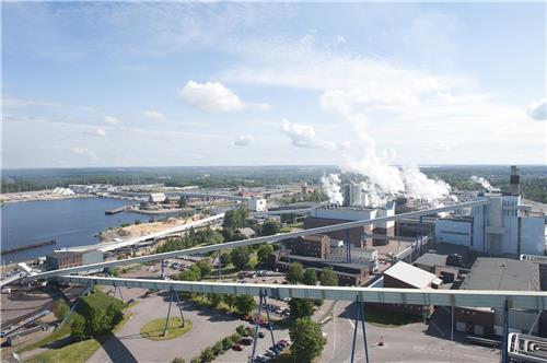 Stora Enso söker miljötillstånd för ökad produktion i Skoghall